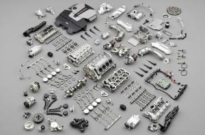 Motor-de-BMW-desmontado